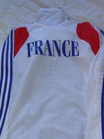 Athletisme De Survetement Adidas France Equipe survetement qfPI8